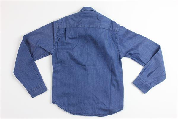 SIVIGLIA WHITE | Shirts | SVJSH3248BLU