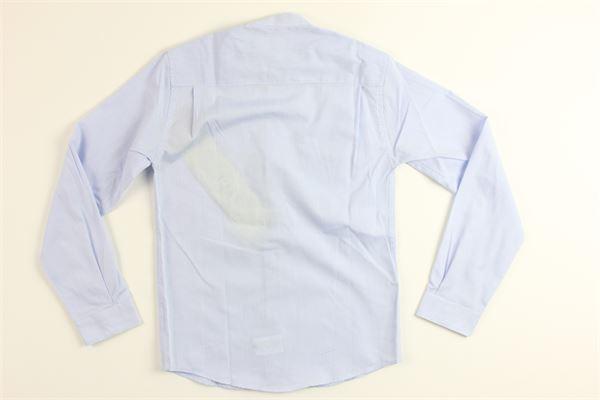 SIVIGLIA WHITE | Shirts | SVJSH3474CELESTE