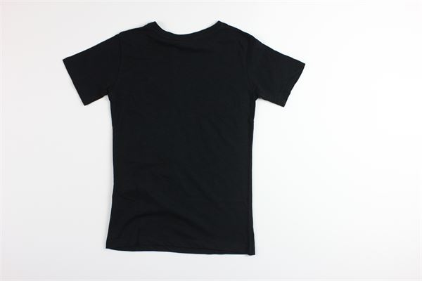 t-shirt tinta unita mezza manica tinta unita SIVIGLIA | T-shirts | SVJTS3197NERO