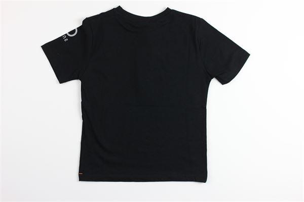 t-shirt mezza manica con stampa SUN68 | T-shirts | KPAOLOLOGONERO