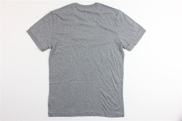 t-shirt mezza manica tinta unita con stampa SUN68 | T-shirts | T30308GRIGIO