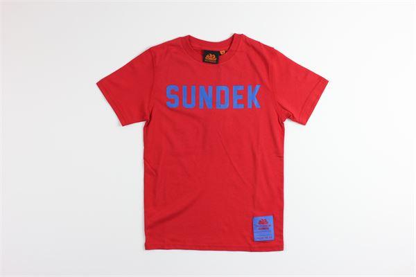 SUNDEK |  | B025TEJ7800ROSSO