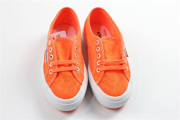 SUPERGA | Shoes | 27503ARANCIO FLUO