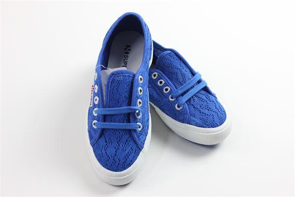 SUPERGA | Shoes | 27503BLU ELETTRICO