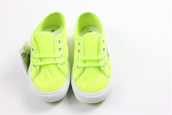 SUPERGA | Shoes | 27503GIALLO FLUO