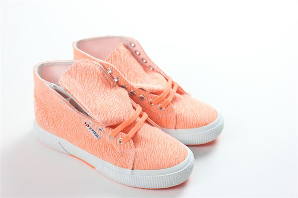 SUPERGA | Shoes | 2795ARANCIO FLUO