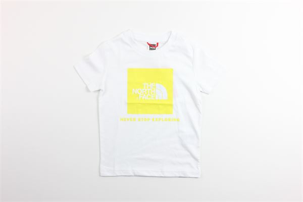 THE NORTH FACE |  | NF0AMBS2P801BIANCO