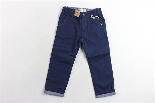 pantalone tinta unita tasca america TIMBERLAND | Pantaloni | T04904BLU