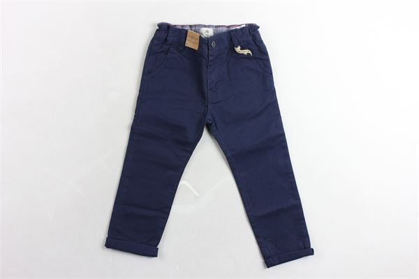 pantalone tinta unita tasca america TIMBERLAND | Pantaloni | T04937BLU