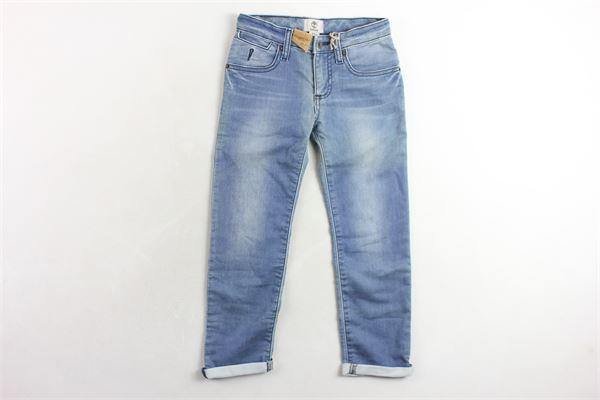 jeans 5 tasche TIMBERLAND | Jeans | T24997BLU