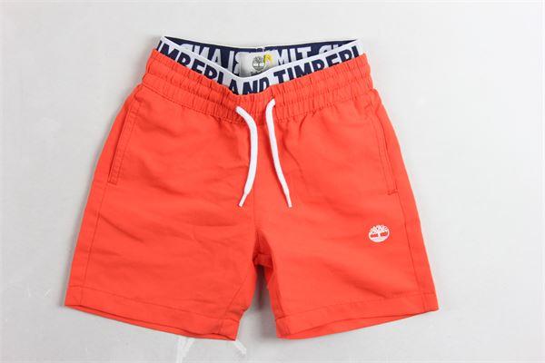 boxer tinta unita TIMBERLAND | Costumi | T24A5942BARANCIO