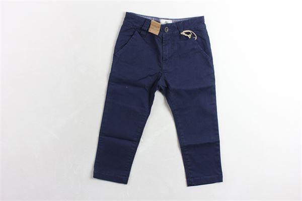 pantalone tinta unita tasca america TIMBERLAND | Pantaloni | T24A70BLU