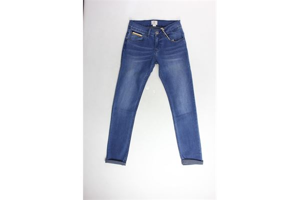 jeans 5 tasche TIMBERLAND | Jeans | T24A73BLU