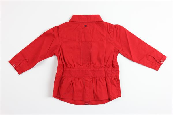 TOMMY HILFIGER   Shirts   GJ50123021ROSSO