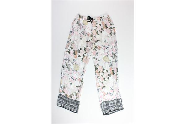 TWINSET | Trousers | 191GJ2522BIANCO