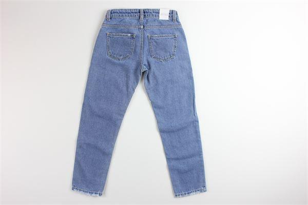 jeans 5 tasche girovita regolabile VICOLO | Jeans | 3141D0033JEANS