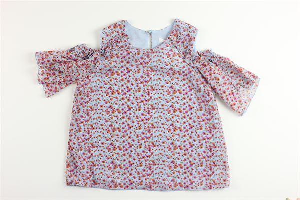 VICOLO   Shirts   3146C0067AZZURRO