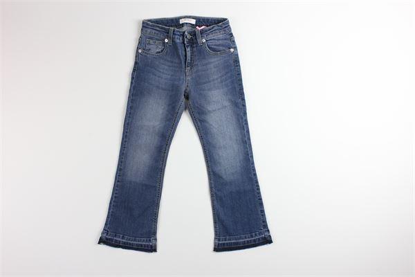 jeans a zampa girovita regolabile VICOLO | Jeans | 3146D0136JEANS