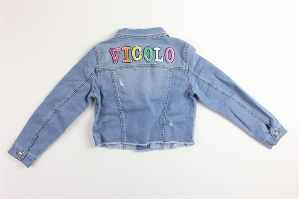 VICOLO   Jackets   3146OD0223BLU