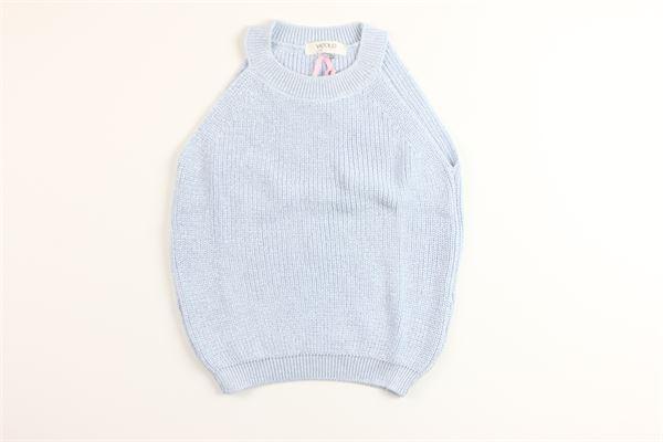 VICOLO   Jerseys   W0114CELESTE