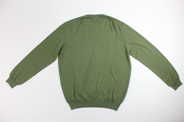 WEBB&SCOTT CO. | Jerseys | P50VERDE MILITARE