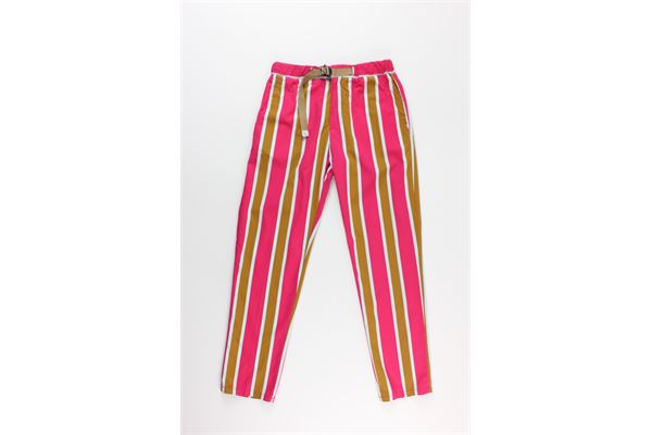 WHITE SAND | Trousers | 20SD16373FUXIA