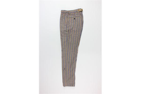 WHITE SAND | Trousers | 20SU09316BEIGE