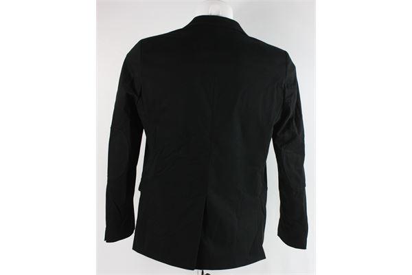 giacca tinta unita EMPORIO CLOTHING&CO | Giacche | EMPORIOGIACCA1NERO