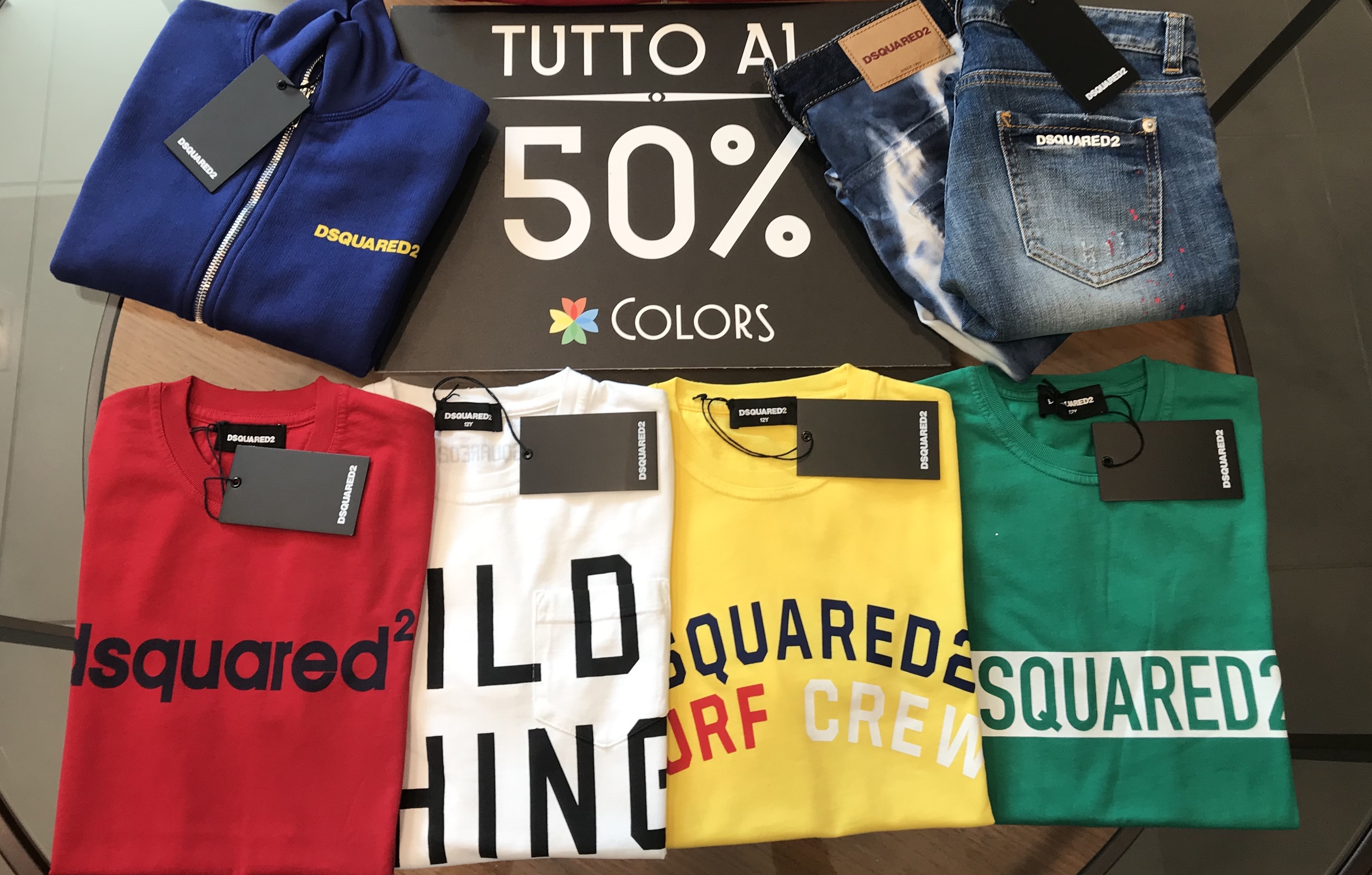 OUTLET grandi firme KID - TOP brand