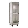 New Age Industrial 1290CD Clear Door Enclosed Rack