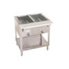 Duke E302 Stationary Two Well AeroHot Steam Table
