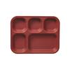 Cook's Five Compartment Trays