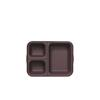 Cook's Brand 630-460 Hot Cold Meal Trays (Lids Sold Separately)