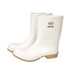 Boss White PVC Deck-Lock Boots