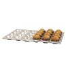 Winco Heavy-Duty Aluminum Muffin Pan