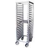 Sammons 9585-EHD-18 Aluminum Sheet Pan Rack