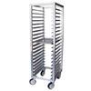 Sammons 9585-EHD-20 Aluminum Sheet Pan Rack