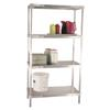 New Age 1842SB(4)/72P(4) Adjustable Solid Shelving