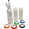FMP 24 oz Portion Pal Portion Control Dispenser Kit