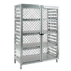 "New Age 72""H Aluminum Security Cage"