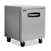 Norlake NLUR27 Undercounter/Worktable Refrigerator