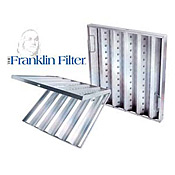 "FMP Franklin Filter 16"" x 20"" Baffle Filter"