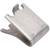 FMP 135-1244 Zinc-Plated Steel Pilaster Clip - Miscellaneous Parts