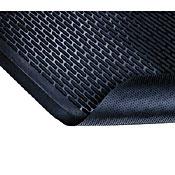 Notrax 3' x 5' Black Ridge Scraper Mat