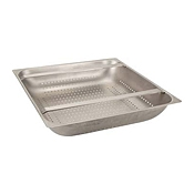 "FMP 102-1151 4"" Deep Pre-Rinse Basket - Drain and Sink Accessories"