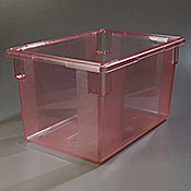"Carlisle 18"" x 26"" x 15"" Storage Box"
