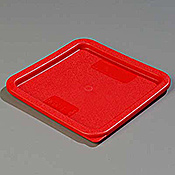 Carlisle Lid for 6-8 qt Square Containers - Carlisle