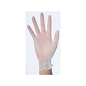 DayMark Powdered Medium Latex Gloves