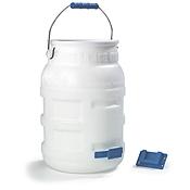 Carlisle 1287502 Icemaster Ice Transport Tote - Ice Machine Accessories