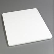 "Carlisle 24"" x 24"" x 3/4"" White Cutting Board - Carlisle"